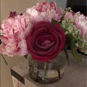 Faux Floral Design